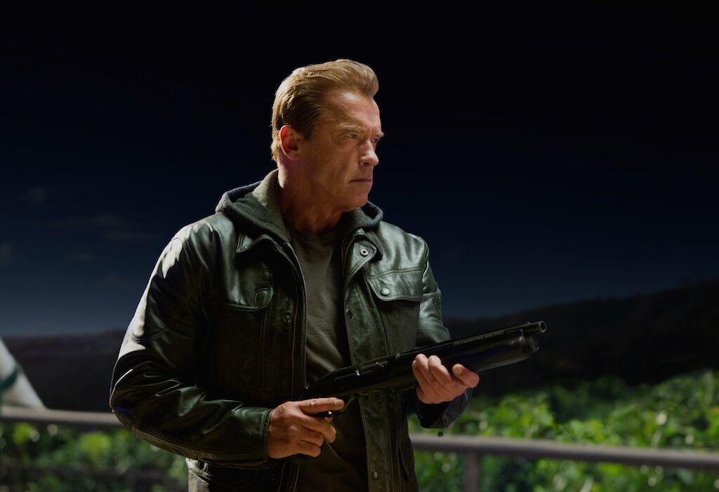 James Cameron,  'Terminator', Kẻ hủy diệt, Arnold