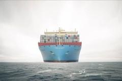 Hình ảnh hiếm về siêu tàu lớn nhất thế giới