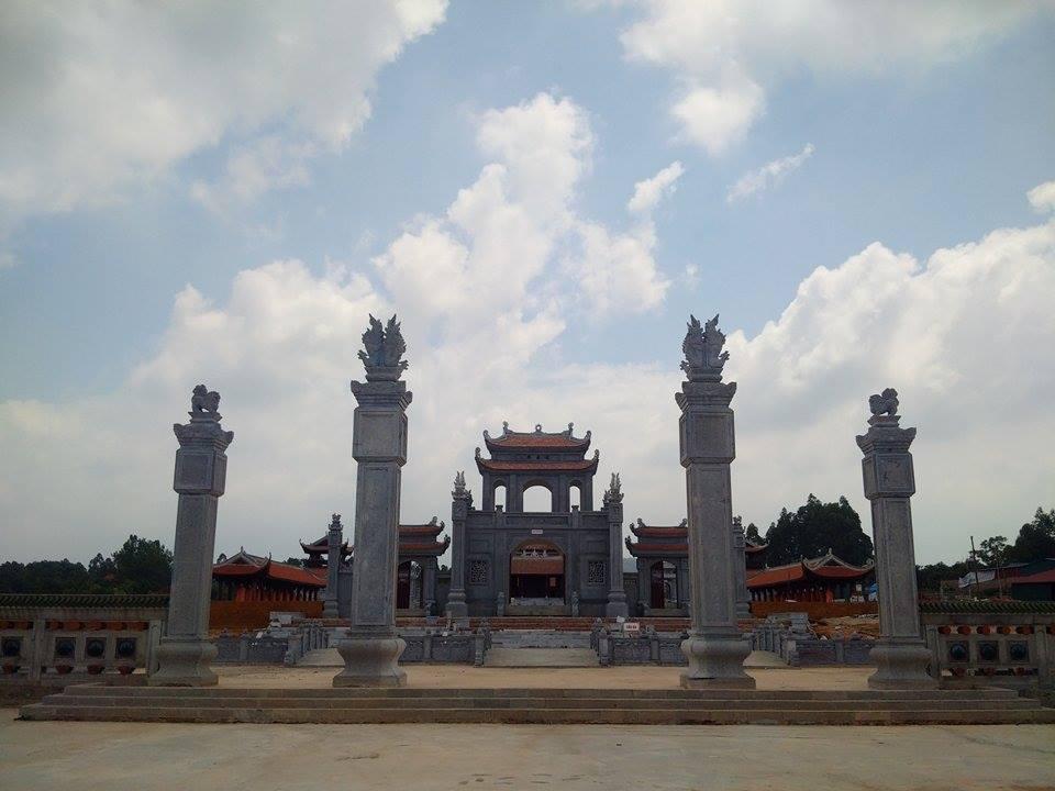 Hình ảnh Văn Miếu trị giá gần 300 tỷ ở Vĩnh Phúc