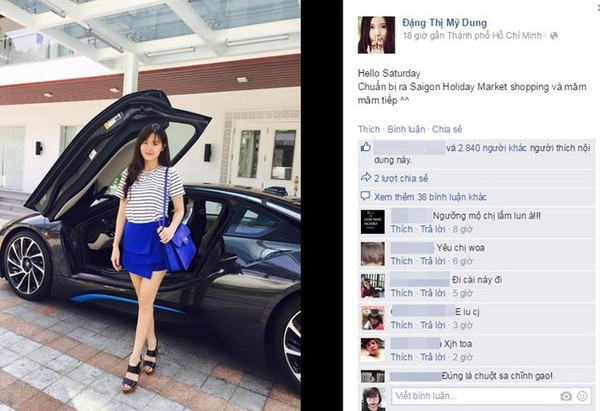 Choáng ngợp, 'gia tài', siêu xe, mỹ nhân Việt