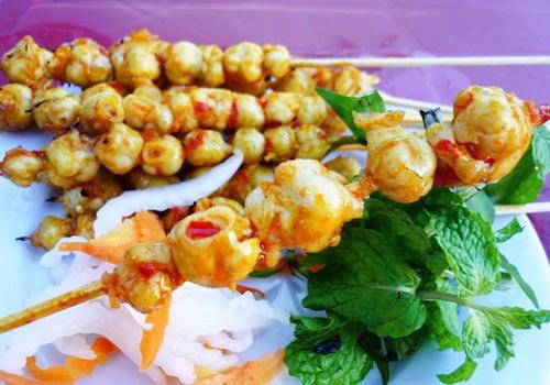 Phan Thiết, ẩm thực miền Trung, ăn đêm, quà vặt