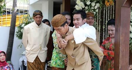 Hình ảnh đám cưới con trai Tổng thống Indonesia