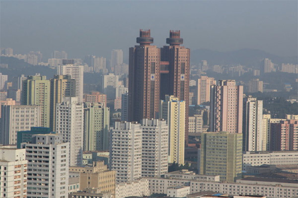 Triều Tiên, khách sạn, Koryo, cháy