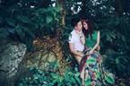 Ảnh cưới chụp dịp nắng nóng kỷ lục của cặp đôi Hà thành