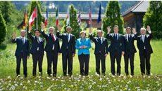 Khối G7 kêu gọi toàn cầu giảm khí CO2