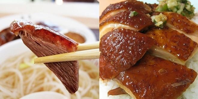 món ăn, Hongkong