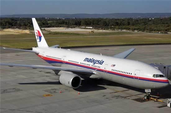 Máy bay Malaysia Airlines quay đầu vì cháy động cơ