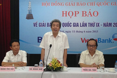 VietNamNet đoạt 3 giải Báo chí Quốc gia