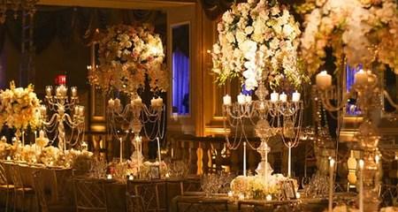 Đám cưới xa hoa nhất VN: Chi 21 tỷ tiền hoa trang trí