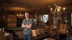 Cuồng Skyrim, fan bỏ tiền tỷ trang trí nhà y hệt trong game