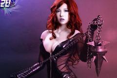 Nữ chiến binh khoe bầu ngực nóng bỏng và đôi chân dài miên man trong HeroWarZ