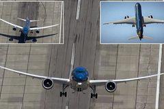 Tại sao máy bay Vietnam Airlines có thể cất cánh thẳng đứng?