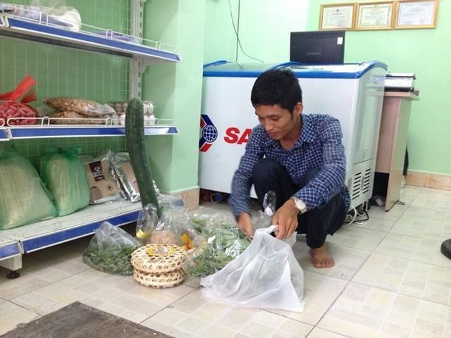 Rau sạch giao tận nhà: Giá đắt gấp 4 lần