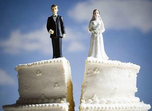người vợ, người chồng, ly hôn giả