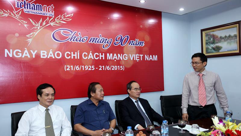 Chủ tịch MTTQ Nguyễn Thiện Nhân sẵn lòng đối thoại với độc giả VietNamNet