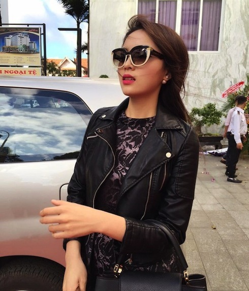 Hồ Ngọc Hà, Hoa hậu Kỳ Duyên, mặc xấu, phản cảm,