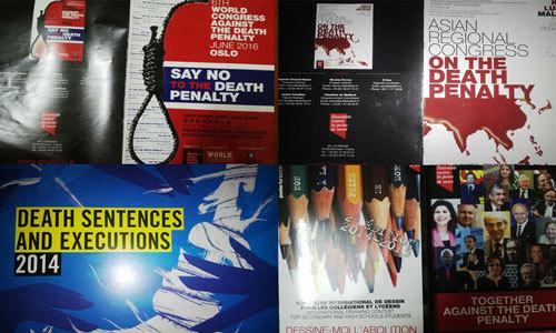 tử hình, ECPM, ADPAN, Malaysia, Kuala Lumpur, Nepal, Bhutan, Philippines, Campuchia, Mông Cổ, Timor Lester, Lào, Myanmar, Brunei