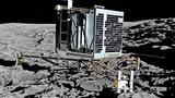 Đang 'ngủ' trên sao chổi, robot bất ngờ hoạt động