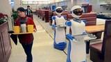 Trung Quốc sử dụng robot để đối phó với thiếu hụt lao động