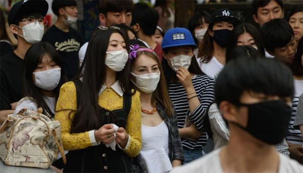 MERS, khẩu trang, cháy hàng, Hàn Quốc