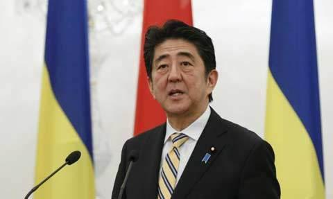 Shinzo Abe, Nhật Bản, ủng hộ