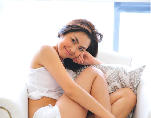 Tăng Thanh Hà, sexy, hình ảnh hiếm