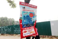 Chung cư 'thời loạn': Chưa xong móng đã lừa bán thu tiền