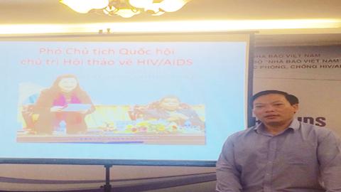 HIV, viện trợ, bùng phát