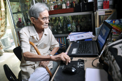 Lão ông tuổi 90: 'Phù thủy' cocktail số 1 Việt Nam