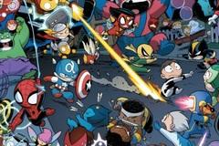 Khi các nhân vật của hai nhà DC Comics và Marvel trộn lẫn vào nhau