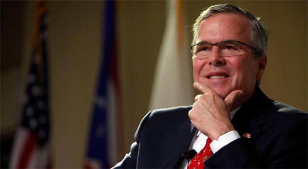 Jeb Bush chính thức tranh cử Tổng thống Mỹ