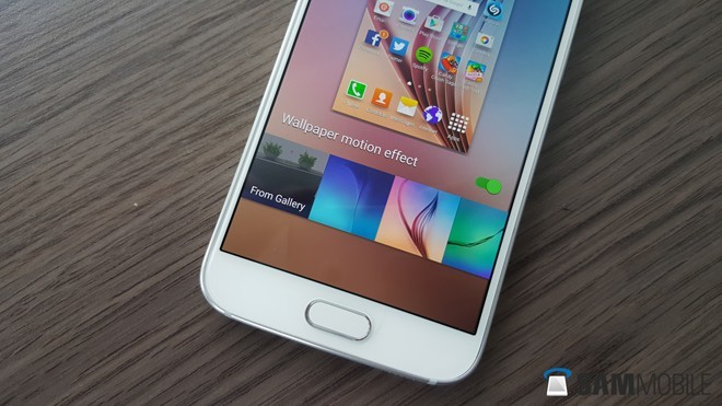 Samsung Galaxy S6, S6 Edge, Android 5.1.1