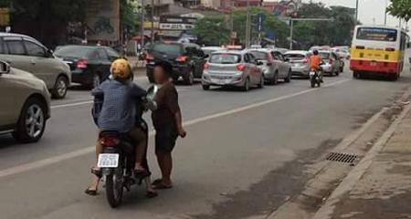 Thực hư người đàn bà dọa tiêm sida trấn tiền ở Phạm Văn Đồng
