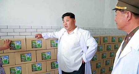 Triều Tiên ra mắt 'thần dược'