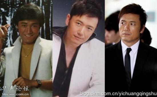 Dàn trai đẹp TVB xuống sắc thê thảm
