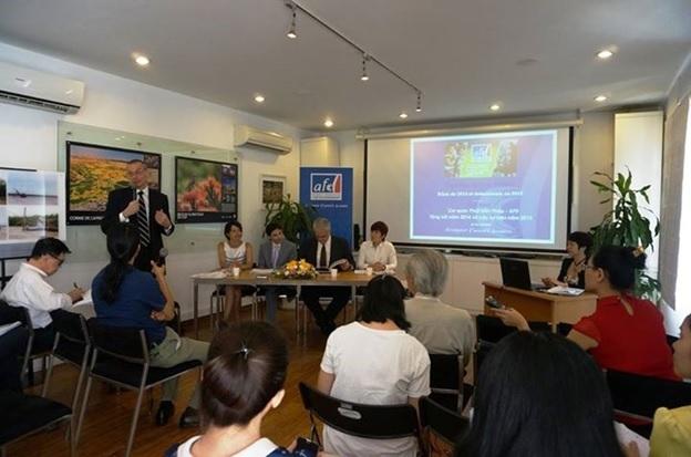 Pháp hỗ trợ Việt Nam chống biến đổi khí hậu?
