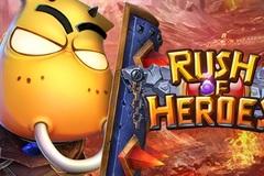Rush of Heroes – Top game châu Á ra mắt phiên bản tiếng Anh