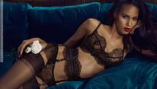 Mỹ nhân da nâu cực sexy của Victoria's Secret