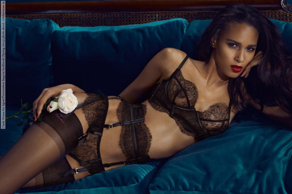 Mỹ nhân da nâu sexy, người mẫu, Victoria's Secret