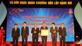Cục Bưu điện TW đón nhận Huân chương Độc lập hạng Nhì