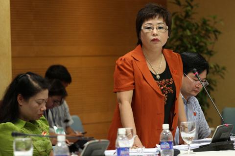 Bà Châu Thị Thu Nga không trung thực từ khi tự ứng cử