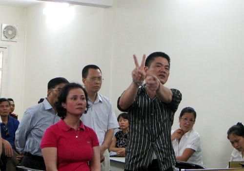 Lừa đảo chiếm đoạt tài sản, Báo Thanh Niên, GPMB