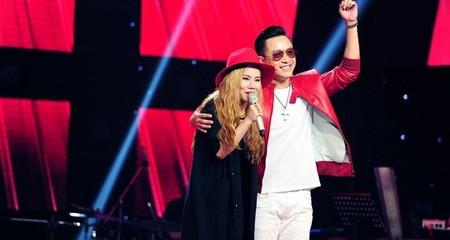 Hot girl The Voice tiết lộ Tuấn Hưng 'chuẩn men'