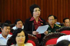 Bà Châu Thị Thu Nga bị bãi nhiệm