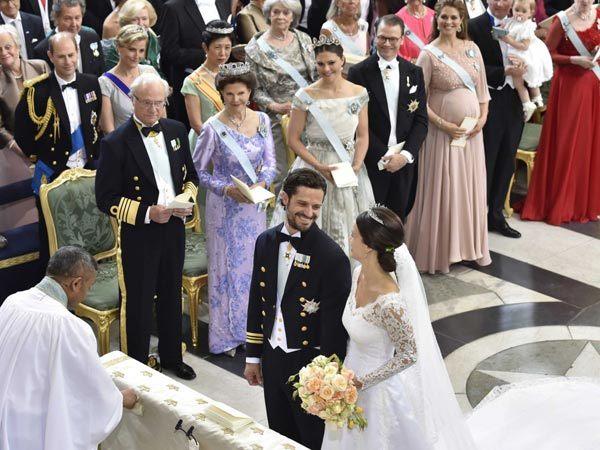 Hoàng tử Thụy Điển, Sofia Hellqvist, đám cưới hoàng gia, lọ lem, cổ tích, công chúa