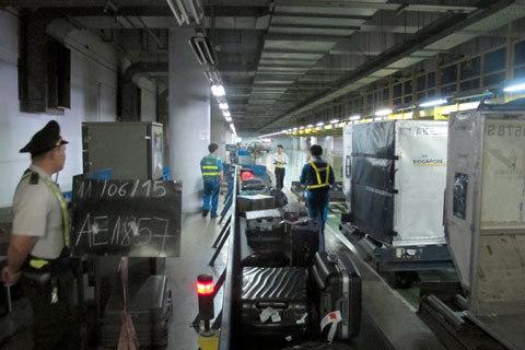 Bộ trưởng Thăng, mất hành lý, sân bay, thấy nhục, Cục Hàng không