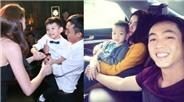 Những khoảnh khắc hiếm có hạnh phúc của Subeo bên bố mẹ