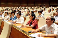 Hà Nội, TP.HCM có tối đa 5 phó chủ tịch