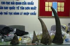Sừng tê giác bị tiêm độc: Dân giàu Việt Nam vẫn mua