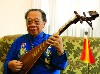 GS Trần Văn Khê từng chịu nhiều điều tiếng